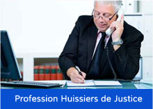 Profession Huissier de Justice